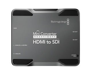 Blackmagic Mini Converter Heavy Duty - HDMI Tо SDI