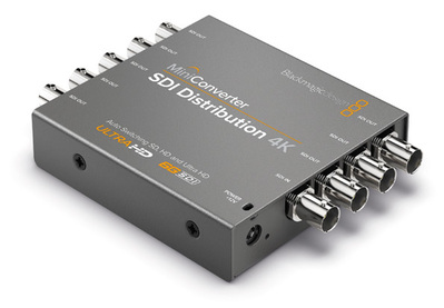 Blackmagic Mini Converter - SDI Distribution 4K