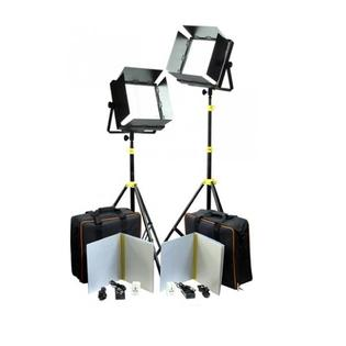 CAMTREE 2x1000pc LED, Tripod Stand