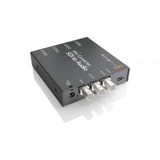 Blackmagic Mini Converter - SDI To AUDIO
