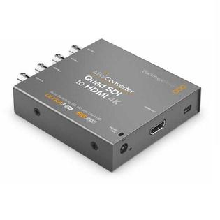 Blackmagic Mini Converter - Quad SDI to HDMI 4K